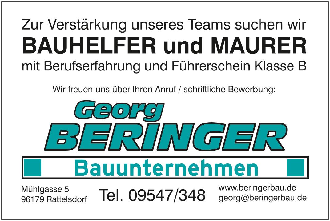 Bauunternehmen Bamberg bauunternehmen georg beringer